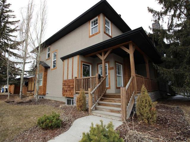 4308 35 Avenue SW, Calgary, AB T3E 1B1 (#C4178530) :: Canmore & Banff