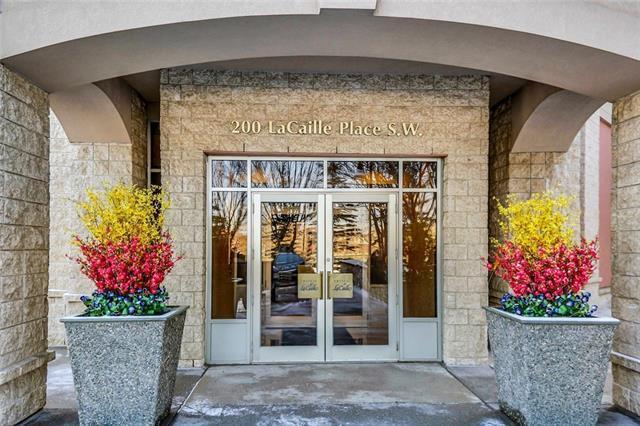 200 La Caille Place SW #1201, Calgary, AB T2P 5E1 (#C4178542) :: The Cliff Stevenson Group