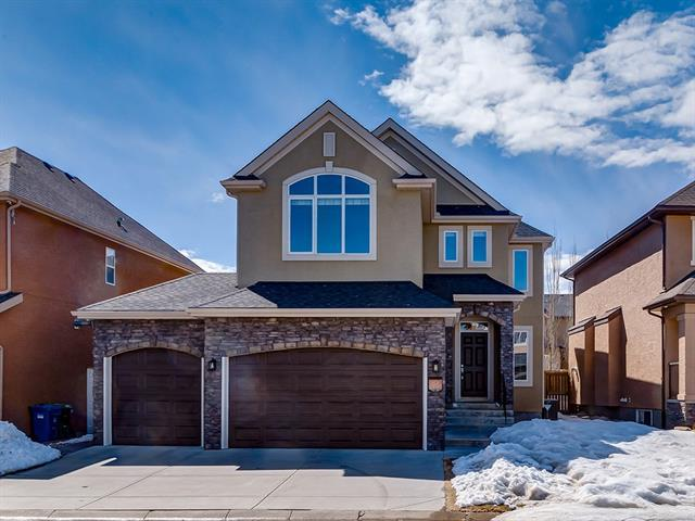 96 Tuscany Estates Close NW, Calgary, AB T3L 0B6 (#C4178545) :: The Cliff Stevenson Group
