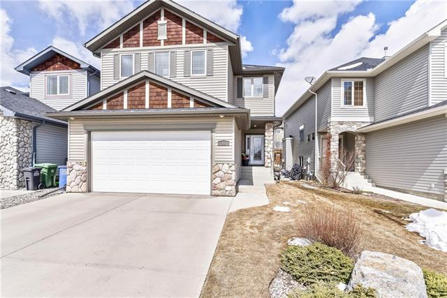 41 Sunset Close, Cochrane, AB T4C 0B3 (#C4178553) :: Your Calgary Real Estate
