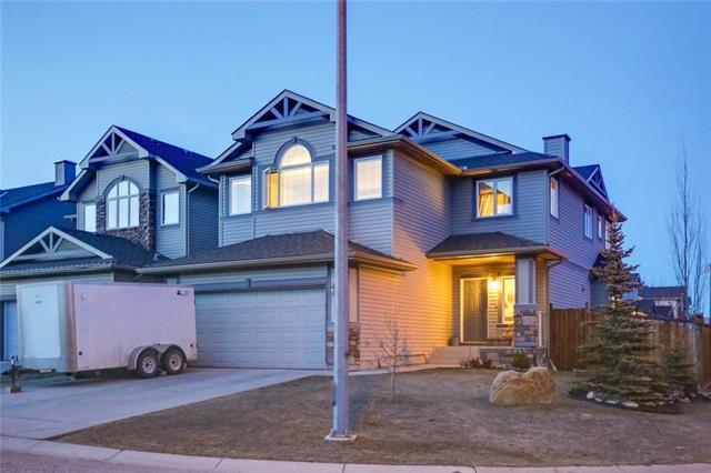 50 West Pointe Manor, Cochrane, AB T4C 0C1 (#C4178564) :: Calgary Homefinders