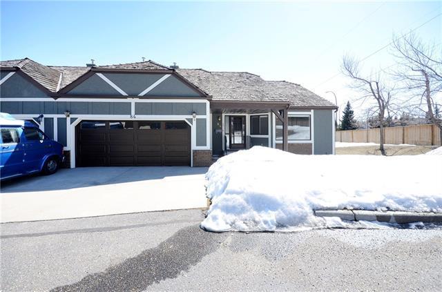 84 Coach Side Terrace SW, Calgary, AB T3H 2T3 (#C4178580) :: The Cliff Stevenson Group