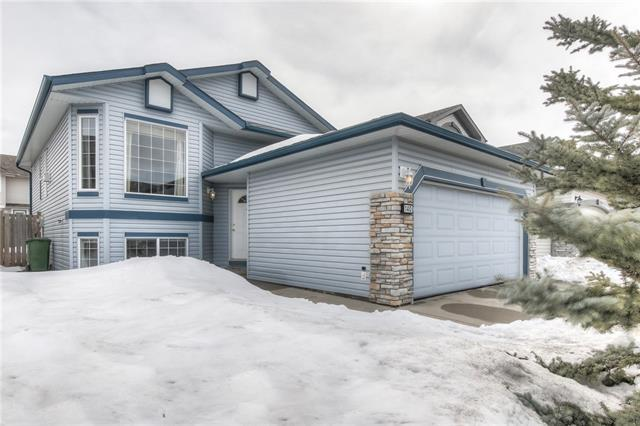 140 Stonegate Close NW, Airdrie, AB T4B 2V2 (#C4178593) :: Canmore & Banff