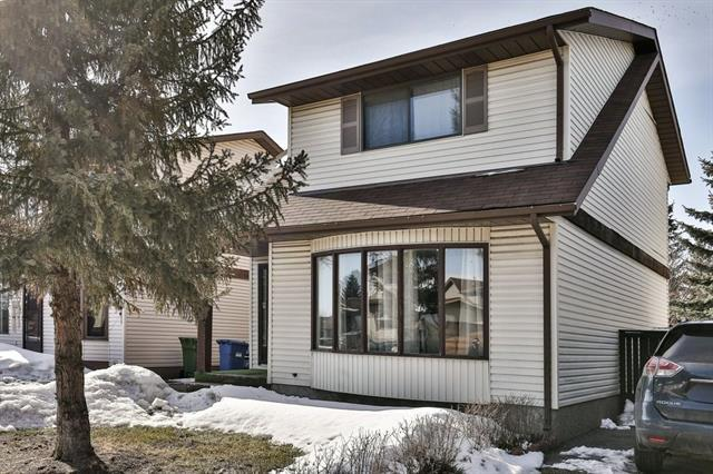 83 Abadan Crescent NE, Calgary, AB T2A 6P1 (#C4178610) :: Canmore & Banff