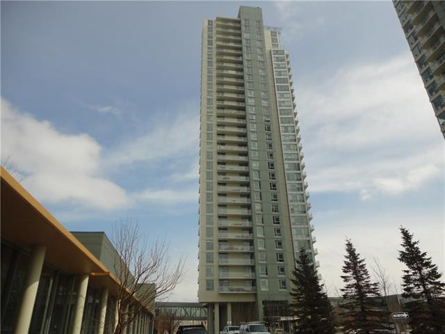 99 Spruce Place SW #2603, Calgary, AB T3C 3X7 (#C4178615) :: Canmore & Banff