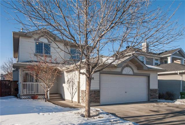 26 Thornleigh Way SE, Airdrie, AB T4A 2C6 (#C4178618) :: Redline Real Estate Group Inc