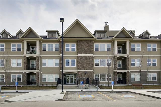 200 Cranfield Common SE #315, Calgary, AB T3M 1S2 (#C4178621) :: Redline Real Estate Group Inc