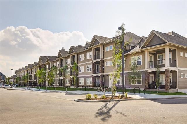 200 Cranfield Common SE #102, Calgary, AB T3M 1S2 (#C4178624) :: Redline Real Estate Group Inc