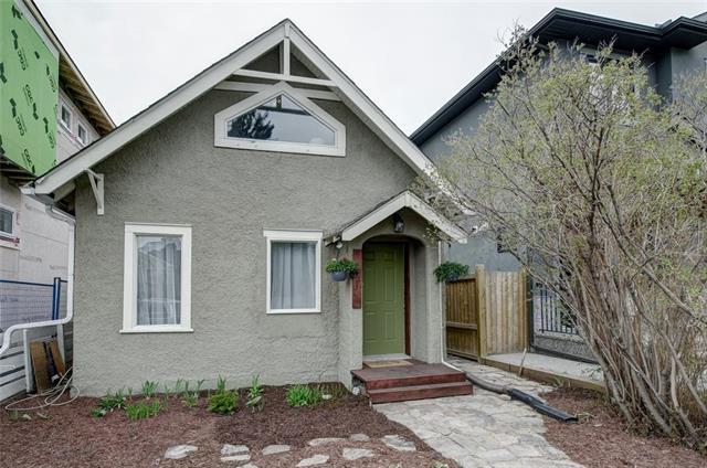 2305 5 Avenue NW, Calgary, AB T2N 0T1 (#C4178629) :: The Cliff Stevenson Group