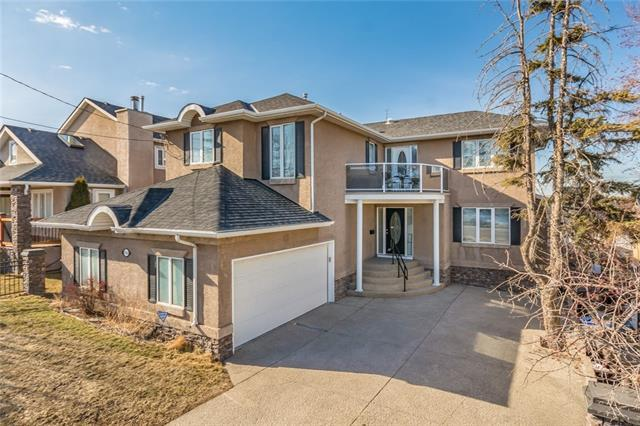 2144 17 Avenue SW, Calgary, AB T2T 0G3 (#C4178633) :: Canmore & Banff