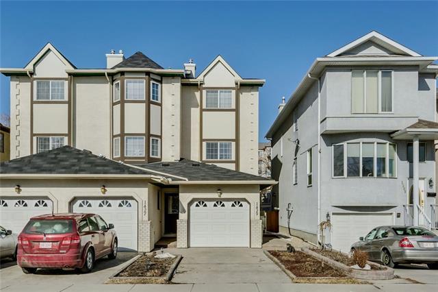 1429 1 Street NE, Calgary, AB T2E 3B7 (#C4178640) :: Canmore & Banff