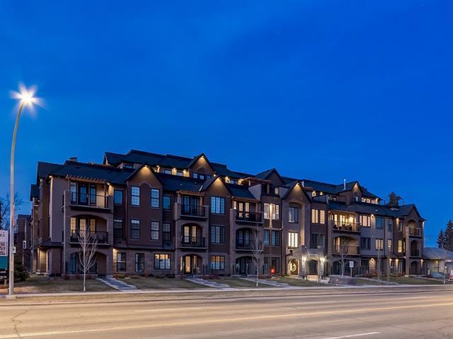 3320 3 Avenue NW #310, Calgary, AB T2N 0L9 (#C4178663) :: The Cliff Stevenson Group