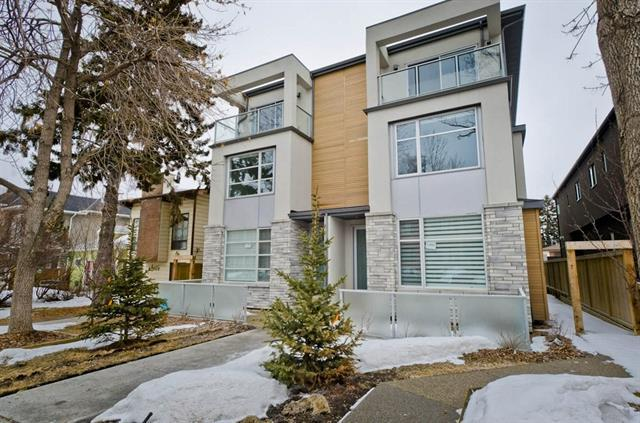 3524 14A Street SW #1, Calgary, AB T2T 3X9 (#C4178675) :: Redline Real Estate Group Inc