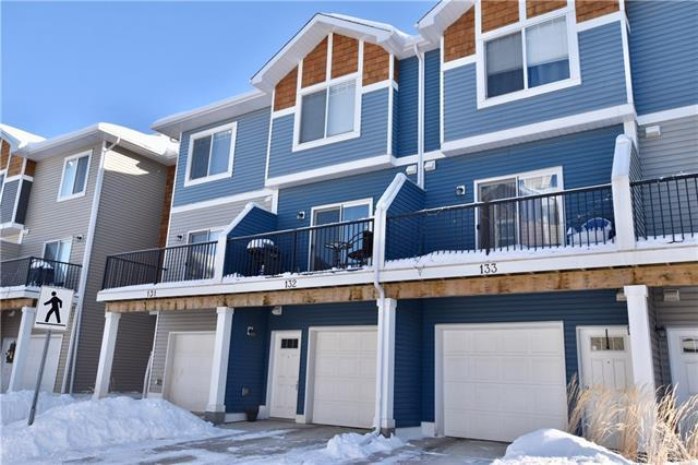 2802 Kings Heights Gate SE #132, Airdrie, AB T4A 0T3 (#C4178677) :: Canmore & Banff