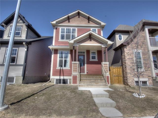 48 Cranford Park SE, Calgary, AB T3M 1Z4 (#C4178682) :: Redline Real Estate Group Inc