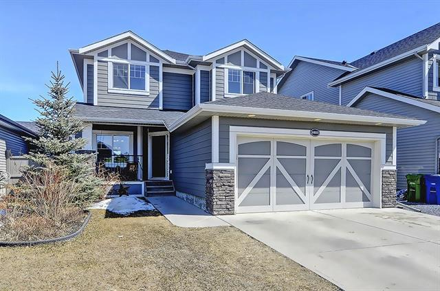 1022 Williamstown Boulevard NW, Airdrie, AB T4B 0S8 (#C4178692) :: The Cliff Stevenson Group