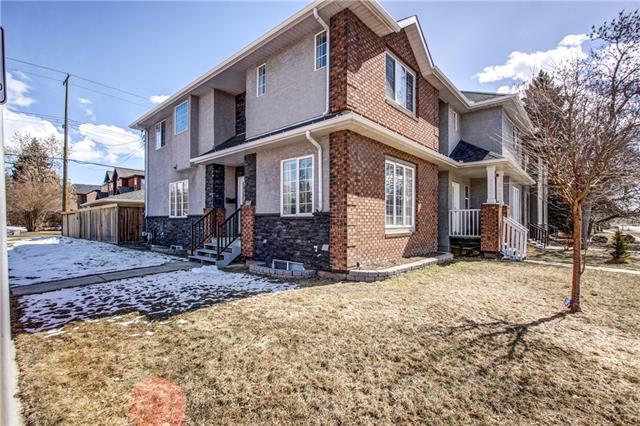 508 34A Street NW, Calgary, AB T2N 2Y5 (#C4178743) :: Redline Real Estate Group Inc