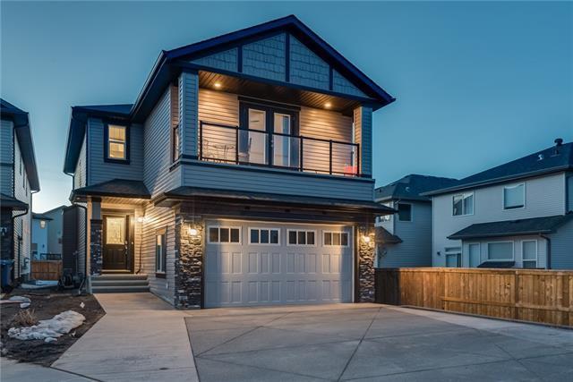 30 Skyview Shores Place NE, Calgary, AB T3N 0H7 (#C4178746) :: Redline Real Estate Group Inc