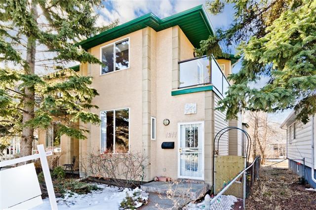 1211 18 Avenue NW, Calgary, AB T2M 0W2 (#C4178752) :: Redline Real Estate Group Inc