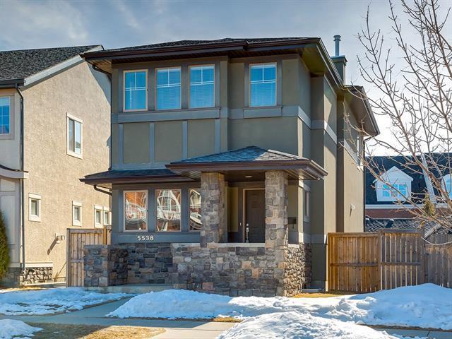 5538 Henwood Street SW, Calgary, AB T3E 6Z3 (#C4178757) :: Redline Real Estate Group Inc