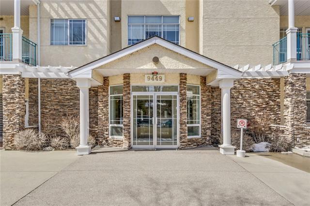 9449 19 Street SW #303, Calgary, AB T2V 3P1 (#C4178775) :: Redline Real Estate Group Inc