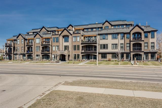 3320 3 Avenue NW #301, Calgary, AB T2N 0L9 (#C4178776) :: The Cliff Stevenson Group