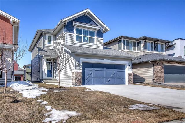 163 Walden Heights SE, Calgary, AB T2X 1Y4 (#C4178778) :: Tonkinson Real Estate Team
