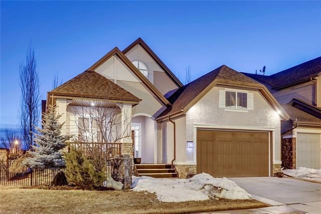 138 Elgin Estates Hill(S) SE, Calgary, AB T2Z 4Z5 (#C4178797) :: Redline Real Estate Group Inc