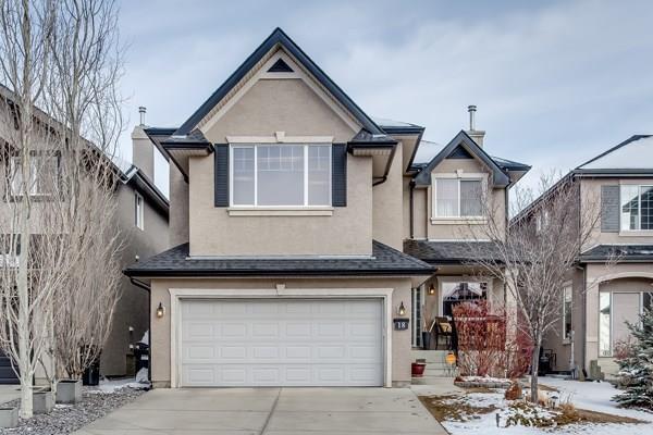 18 Tuscany Estates Drive NW, Calgary, AB T3L 2Z5 (#C4178821) :: The Cliff Stevenson Group