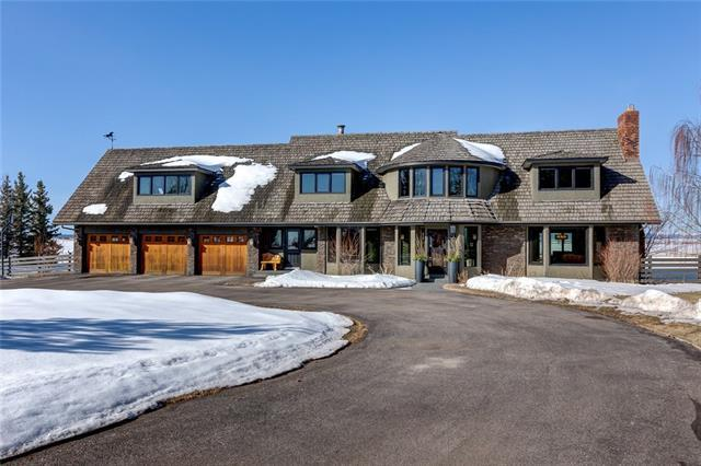 15 Mountain Vista Estates, Rural Rocky View County, AB T3Z 3J5 (#C4178841) :: Tonkinson Real Estate Team