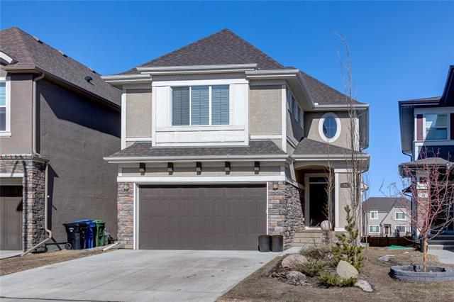 64 Masters Common SE, Calgary, AB T3M 2B6 (#C4178854) :: Redline Real Estate Group Inc