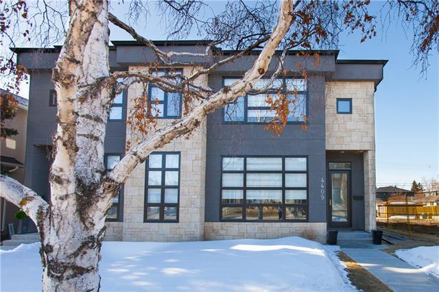 4409 35 Avenue SW, Calgary, AB T3E 1B2 (#C4178859) :: Canmore & Banff
