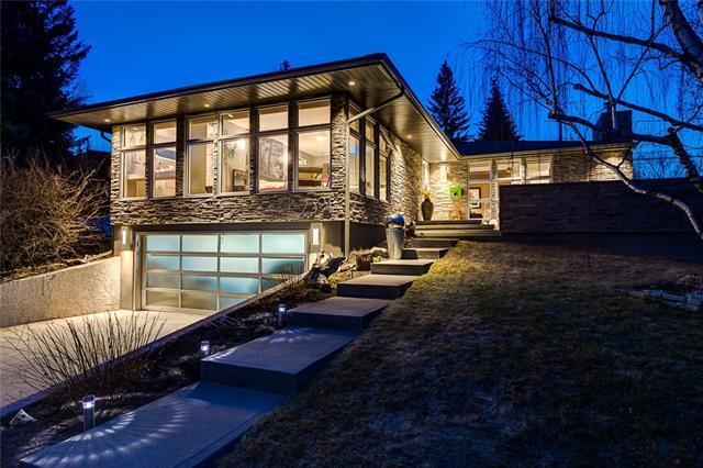 2304 Charlebois Drive NW, Calgary, AB T2L 0T3 (#C4178860) :: Redline Real Estate Group Inc