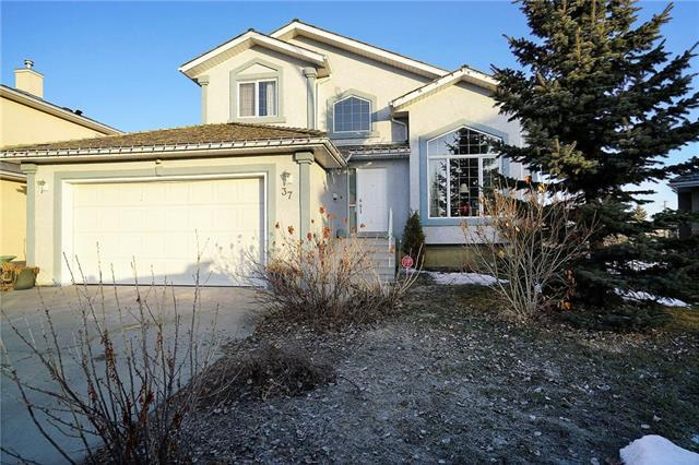 37 Lakeside Greens Close, Chestermere, AB T1X 1C2 (#C4178872) :: The Cliff Stevenson Group