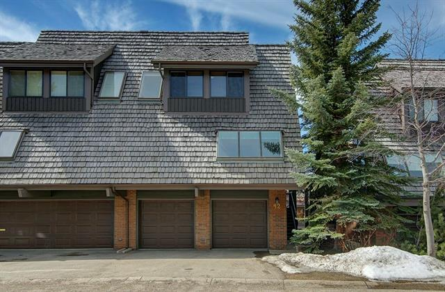 700 Ranch Estates Place NW #42, Calgary, AB T3G 1M3 (#C4178885) :: The Cliff Stevenson Group