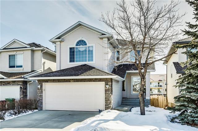 161 Simcoe Circle SW, Calgary, AB T3H 4S4 (#C4178890) :: Redline Real Estate Group Inc