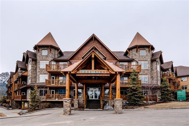 30 Lincoln Park #229, Canmore, AB T1W 3E9 (#C4178904) :: Redline Real Estate Group Inc