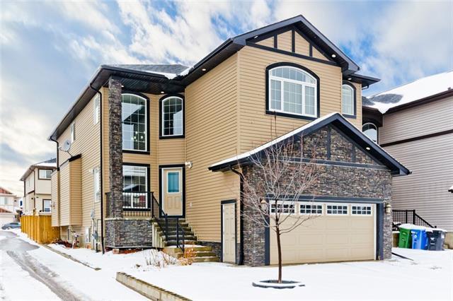 7 Saddlelake View NE, Calgary, AB T3J 0R6 (#C4178906) :: Canmore & Banff