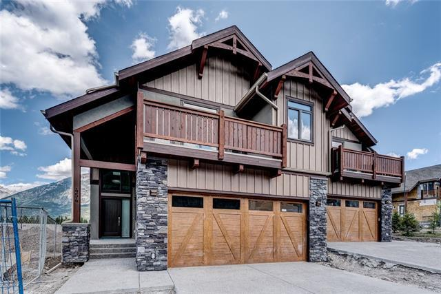 454 Stewart Creek Close, Canmore, AB T1W 0J5 (#C4178908) :: Canmore & Banff