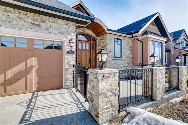 208 Waterside Court, Rural Rocky View County, AB T3L 0C9 (#C4178931) :: Redline Real Estate Group Inc