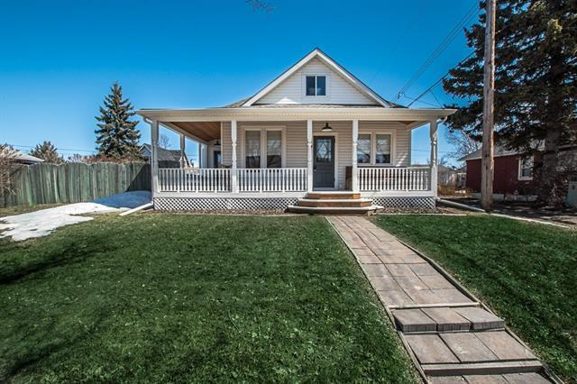 410 3 Street SE, High River, AB T1V 1H4 (#C4178932) :: Redline Real Estate Group Inc