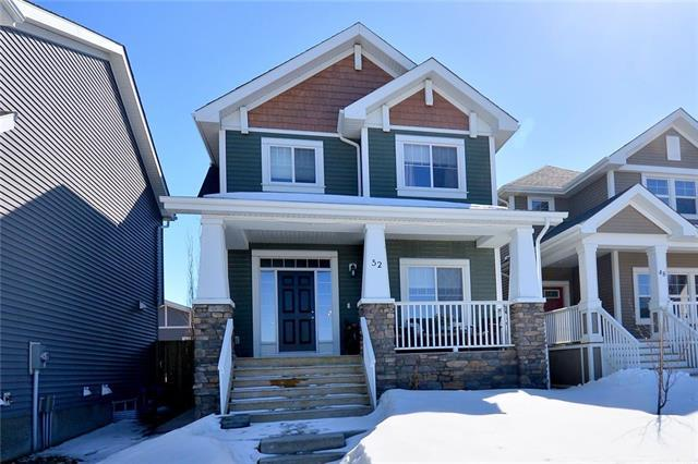 52 River Heights Boulevard, Cochrane, AB T4C 0J9 (#C4178941) :: Your Calgary Real Estate