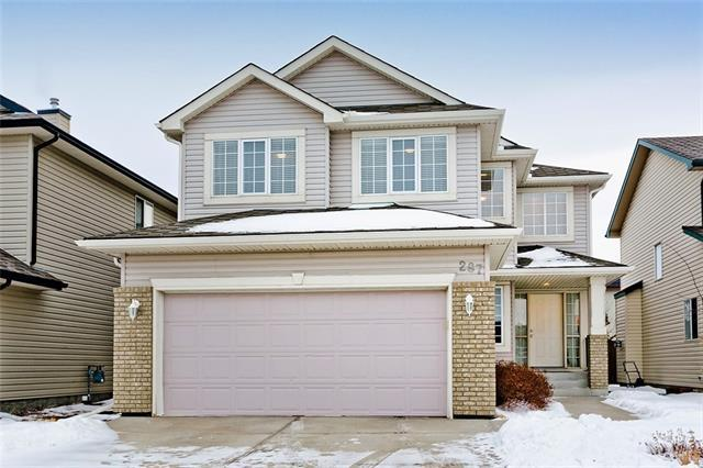 287 Evanston View NW, Calgary, AB T3P 1G2 (#C4178953) :: Redline Real Estate Group Inc