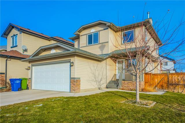 1938 Luxstone Park SW, Airdrie, AB T4B 3B5 (#C4178957) :: Your Calgary Real Estate