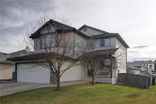 83 Bow Ridge Crescent, Cochrane, AB T4C 1V1 (#C4178977) :: The Cliff Stevenson Group