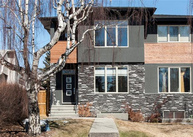 3206 Kerrydale Road SW, Calgary, AB T3E 4S6 (#C4178992) :: The Cliff Stevenson Group