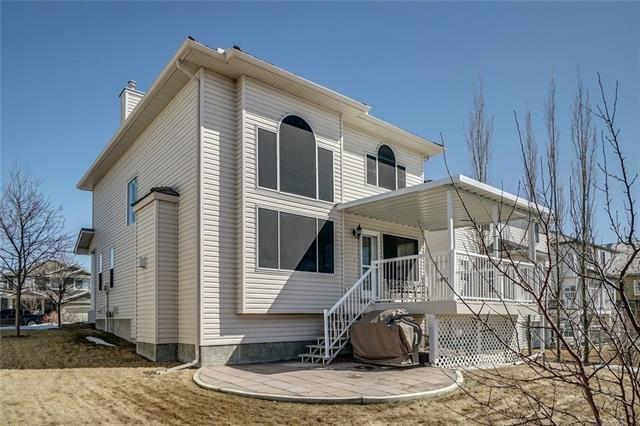 725 Woodside Bay NW, Airdrie, AB T4B 2W2 (#C4179001) :: Your Calgary Real Estate