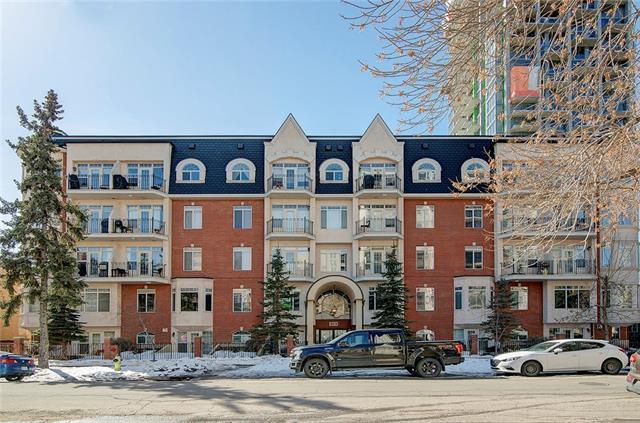 923 15 Avenue SW #401, Calgary, AB T2R 0S2 (#C4179002) :: The Cliff Stevenson Group