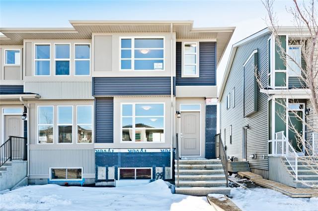 99 Cornerstone Avenue NE, Calgary, AB T3N 1G7 (#C4179007) :: Redline Real Estate Group Inc