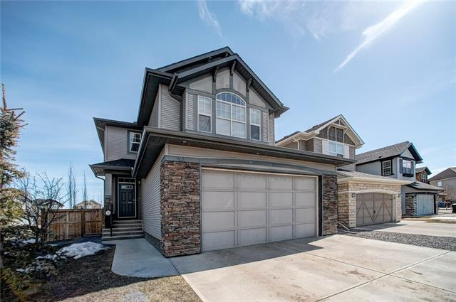 97 Brightoncrest Heights SE, Calgary, AB T2Z 0X6 (#C4179014) :: The Cliff Stevenson Group